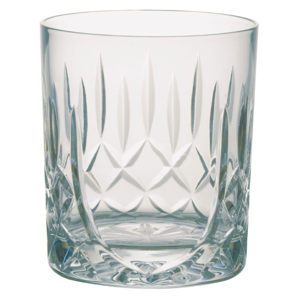 Engraved Dorchester Crystal Whisky Glass